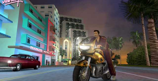 GTA Vice City screenshot